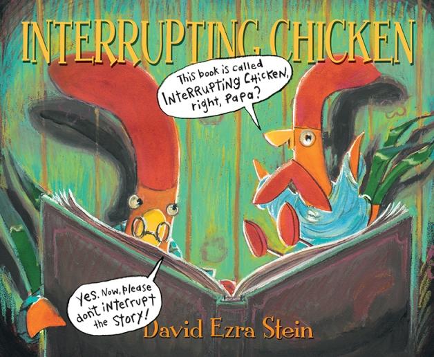 Mini Interviews - David Ezra Stein